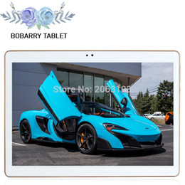 tablet pc 4g sim phone call NZ - Wholesale- Hot New Tablets Android 5.1 Octa Core 128GB ROM Dual Camera and Dual SIM Tablet PC Support OTG WIFI GPS 4G LTE bluetooth phone