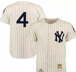 6fd7c29d5 ... Mitchell Ness Jersey on sale online 4 beige New York Yankees Throwback  Jersey Mens 3 Babe Ruth 5 Joe DiMaggio 8 Don Womens Joe DiMaggio Authentic  Grey ...