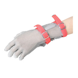 $enCountryForm.capitalKeyWord Australia - 304L Strengthen the Anti Cutting Gloves for Preventing Cutting Knife Wear Resistant Stainless Steel Hook Gloves