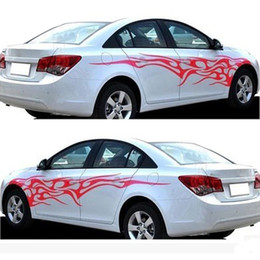 Discount Flame Decal Stickers Car  Flame Decal Stickers Car - Car sticker decals