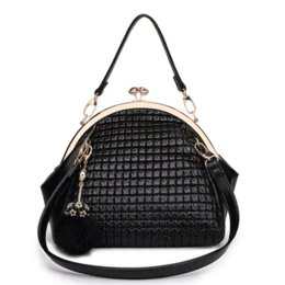 $enCountryForm.capitalKeyWord Canada - Women Designer Handbags High Quality 2016 Bolsos Hasp Plaid Shell Crossbody Shoulder Bags Woman Messenger Bag Women Handbag