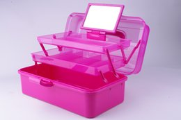 Modern Office Accessories Canada - Hot New Fashion Plastic Storage Box  Hardwareolder Container For Small accessories(3103)