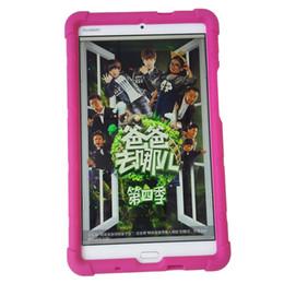 $enCountryForm.capitalKeyWord UK - MingShore Silicone Rugged Tablet Case for Huawei Mediapad M3 8.0 BTV-W09 DL09 8.4 Inch Tablet Bumper Cover