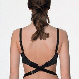 e207879a46d2e 1PC Low Back Bra Straps Converter Sexy Fashion Bra Belt for Low-back  Dresses Backless Fully Adjustable Bra Extenders Hook