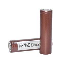 HOT100% высокое качество 18650 HG2 3000mAh емкость Макс 35A батареи высокого стока аккумуляторная литиевая батарея VS HE2 HE4 батареи свободный корабль Fedex