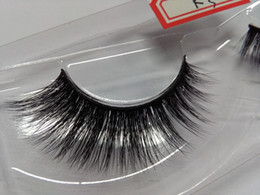 $enCountryForm.capitalKeyWord Canada - Charming Lashes 3D Mink Fake Eyelashes Women's Makeup False Lashes Hand-made 3D Style 10 Pairs Factory Price