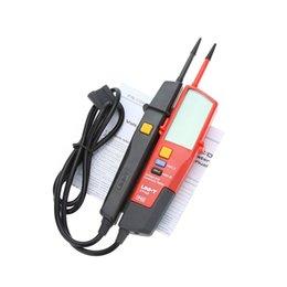 Toptan satış Freeshipping Gerilim ve Süreklilik Test Cihazları Otomatik Aralığı Volt Dedektörleri Kalem LED / LCD Ekran
