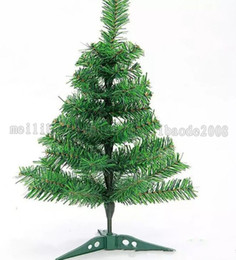 new mini christmas trees 60cm 236 inch christmas tree decoration for home and office decoration free shipping myy - Mini Fake Christmas Tree
