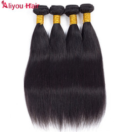 $enCountryForm.capitalKeyWord UK - Hot Hot Selling Peruvian Straight Human Hair Weave Bundles Top Quality Cheap Hair Extensions with Wholesale Price Daily Deals Just for you