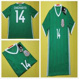 8cb1c7a5a0a ... switzerland plus 4xl mexico soccer jersey 2016 2017 g.dos santos  chicharito hernandez national team