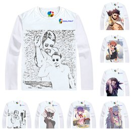 T Shirts Style Australia - Anime Shirt Turkish butcher Nusret Gokce T-Shirts Multi-style Long Sleeve Salt Bae SaltBae Cosplay Motivs Kawaii Shirts
