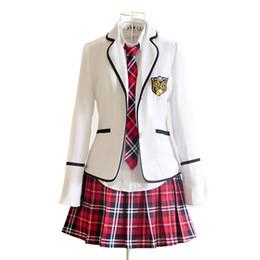 Complete games online shopping - Malidaike British Style Women School Uniform Suit Set Womens Sailor Clothes Cosplay Costume Complete Suit