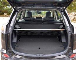 Estera plegable impermeable del tronco del coche de cuero a prueba de choques para Toyota RAV4 en venta