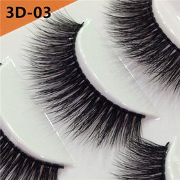 Real human hair eyelash extensions online real human hair selling 5pairs lot 100 real siberian 3d mink full strip false eyelash long individual eyelashes mink lashes extension 3d 03 pmusecretfo Image collections
