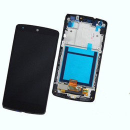 lg d821 UK - New LCD Touch Screen Digitizer Assembly Frame for LG Google Nexus 5 D820 D821