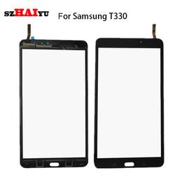 $enCountryForm.capitalKeyWord Australia - For Samsung Galaxy Tab 4 SM-T330 WIFI T330 Touch Screen -- Tested Good Working Black White Sensor Digitizer Assembly + Tools