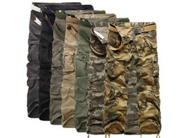 mens fashion combat trousers 2019 - 15pcs 7 COLORS Worker Pants CHRISTMAS NEW MENS CASUAL MILITARY ARMY CARGO CAMO COMBAT WORK PANTS TROUSERS M033 cheap men
