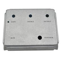 vintage effects pedal 2019 - Vintage KLON Centaur Professional Overdrive Guitar Effects Pedal silver color cheap vintage effects pedal