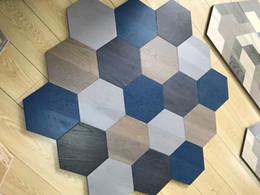 Quarto da decoração do carvalho Tampa da mobília carpintaria parede de madeira arte decalque da parede piso laminado limpeza do tapete Ferramenta de revestimento de Madeira em Promoção