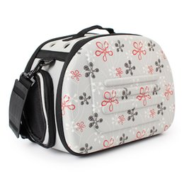 $enCountryForm.capitalKeyWord NZ - 2017 Pet Travel Bag Dog Travel Folding Breathable One Shoulder Out Bags Portable Luggage Backpack Cat Pack Pet Carriers and Bag-Gray