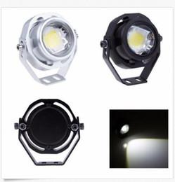 10W Car DRL Eagle Eye Light LED Fog Lights Daytime Running Light Parking  Lamp Running Reverse Backup Awesome Design