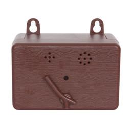 Disuasor de ladridos al aire libre Perro Bark Controller CSB19 Ultrasónico Adiestramiento de perros Obediencia contra ladridos Suministros para perros Impermeable 2 colores 1702586