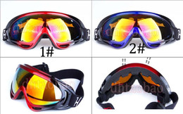 $enCountryForm.capitalKeyWord Canada - Moq=5pcs Unisex Fashion Skiing Motorcycle Goggle Outdoors Sports Sunglasses Windproof Skee Antifog Glasses 2 Colors Free Shipping