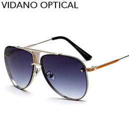 3d9766baa2c Vidano Optical New Arrival Modern Luxury Pilot Men Sunglasses For Women Hot  Smart Fashion Designer Sun Glasses Unisex Eyewear UV400