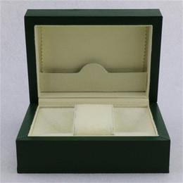 $enCountryForm.capitalKeyWord Australia - High Quality Luxury Mans Wrist Watches Boxes Contain Original Green RO Large box,Watches box + English Instructions+Gift bag,