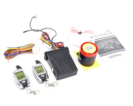 $enCountryForm.capitalKeyWord Canada - CarBest 2 Way Motorcycle Alarm 2 Big LCD Remote Engine Motorbike Start Anti-theft Security System Scooter