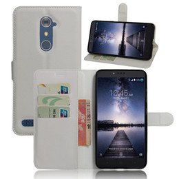 protective phone cases zte 2019 - For ZTE Z981 Cases Cover Best Zmax Pro Wallet Case TPU Leather Flip Shell Protective Phone Bags For ZTE Zmax Pro Z981 ca