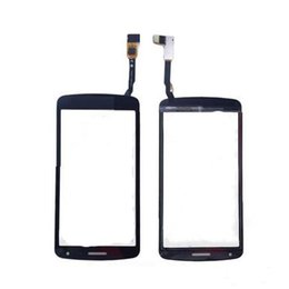 lg original UK - High Quality Original Front Outer Sensor Lens Glass for LG K5 X220 X220DS Touch Panel Screen Digitizer Glass with LOGO Parts