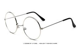 df0c7eaa312 Hot Sale Retro Brand Round Optical Glasses Vintage Eyeglasses Frame Custom Optical  Myopia Lens Designer Women Men Eyewear LT043