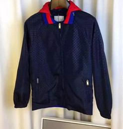 Red Cotton Windbreaker Jacket Australia | New Featured Red Cotton ...