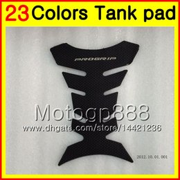 Chinese  23Colors 3D Carbon Fiber Gas Tank Pad Protector For HONDA CBR125R 02 03 04 05 06 CBR 125R CBR125 2002 2003 2004 05 2006 3D Tank Cap Sticker manufacturers