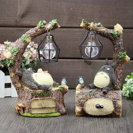 $enCountryForm.capitalKeyWord NZ - Micro ornaments boutique landscape lamp props creative Home Furnishing Totoro leisurely Nightlight creative gift gifts