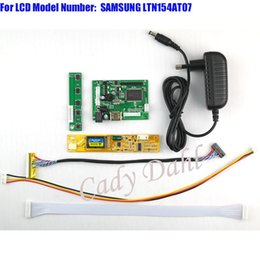 $enCountryForm.capitalKeyWord Canada - Freeshipping HDMI Controller Board + Backlight Inverter + 30Pins Lvds Cable + Power Adapter Kit for LTN154AT07 1280x800 1ch 6 bit LCD Panel