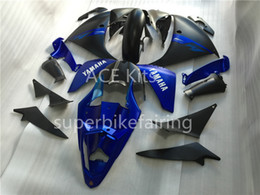 $enCountryForm.capitalKeyWord Australia - 3 Free Gifts New ABS Injection High quality Fairing Kits 100% Fit For YAMAHA YZF1000 R1 YZF-R1 2009 2010 2011 09 10 11 Black Blue AI4