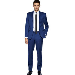 1bfa159fba5 Latest coat and pants design mens formal occasion suits the groom wedding  occasion suits tuxedos fashion the groom tuxedos(jacket+pants)
