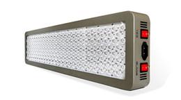 Más reciente P600 Dual Chip Full Spectrum 600W LED Grow Light Chip doble Hydroponics Vegetal Flor Planta Grow Light en venta