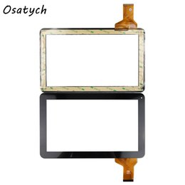 Discount dh inch tablet Wholesale- 10.1 inch Touch Screen for Tablet PC MF-595-101F fpc XC-PG1010-005FPC DH-1007A1-FPC033-V3.0 FM101301KA Capaci