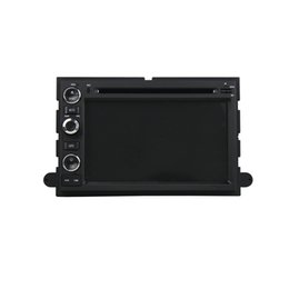Ford Touch Screen Stereo UK - Free map 7inch Andriod 5.1 Car DVD player for ford Fusion with GPS,Steering Wheel Control,Bluetooth, Radio