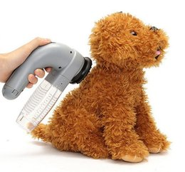 Discount pets vacuum - Electric Pet Vac Hair Remover Dog Supply Cat Grooming Vacuum Clean Fur Pet Product for Dog