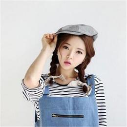 6bd5569ba32c9 Wholesale Fashion Beret Hats Canada - Beret Hats for Women Fashion  Octagonal Cap Newsboy Autumn And