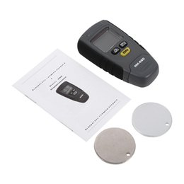 $enCountryForm.capitalKeyWord NZ - Freeshipping Digital Paint Coating Thickness Gauge 0-1.25mm Coating Meter Car Thickness Iron Aluminum Base