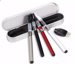 $enCountryForm.capitalKeyWord Canada - Wiscoo Vape Pen Vaporizer Kit HL Battery for Slim Vaporizer pen Bud Touch CE3 Cartridges china cheap cigarettes