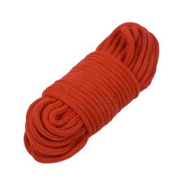 $enCountryForm.capitalKeyWord UK - latest 20m 5m 10m long cotton fetish sex restraint bondage rope 8mm thickness body harness adult flirting game toys for couples women men