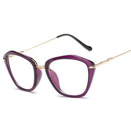 7590595cd1 Wholesale- Fashion Brand New Vintage Eyeglasses Frame Men Women Optical Eye  Glasses Frame Computer Glasses Eyewear Feminino Oculos De Grau