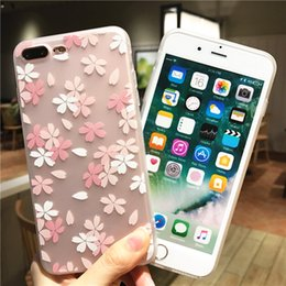 Free Cellphone Cases Australia - TPU Soft Case For iphone 7 7PLus 6 6plus Cellphone Shell Cover 100pcs lot Free shipping by DHL