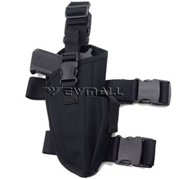 Chinese  Tactical Right Handed Leg Holster Fully Adjustable Universal Gun Holster with Mag Pouch for Most Medium Large Frame Pistols PX4 manufacturers